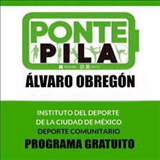 """Defensa personal """"Programa Ponte Pila"""""""