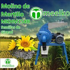 (Semillas de girasol) Molino de martillo MKHM158B