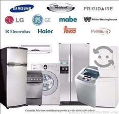 reparacion de refrigeradores y lavadoras