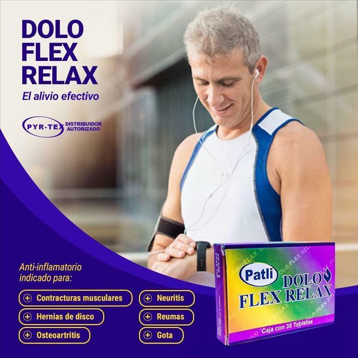 Osteosin Max Y Doloflex Relax