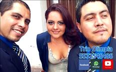 trio cdmx amenizamos su evento