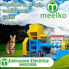 300-350kg/h 37kW - MKED090B Extrusora