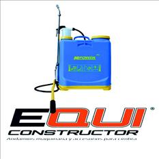 Fumigadora manual 20l/ ys-20-1 equiconstructor