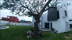 casa minimalista con alberca en fracc Oaxtepec  Morelos