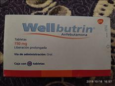 2 Cajas Anfebutamona GSK, 150 MG 30 tabletas