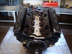 Motor Chevrolet 3500 V8