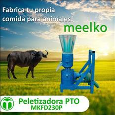 MKFD230P - Peletizadora 300-400kg/h