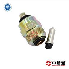Valvula Solenoide Pare Bomba Inyectora Bosch Cav