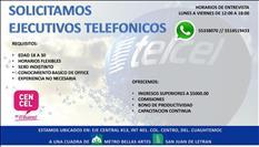 EJECUTIVOS TELEFONICOS