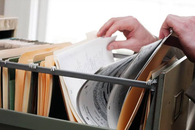 Auxiliar De Archivo ( Medio Tiempo)