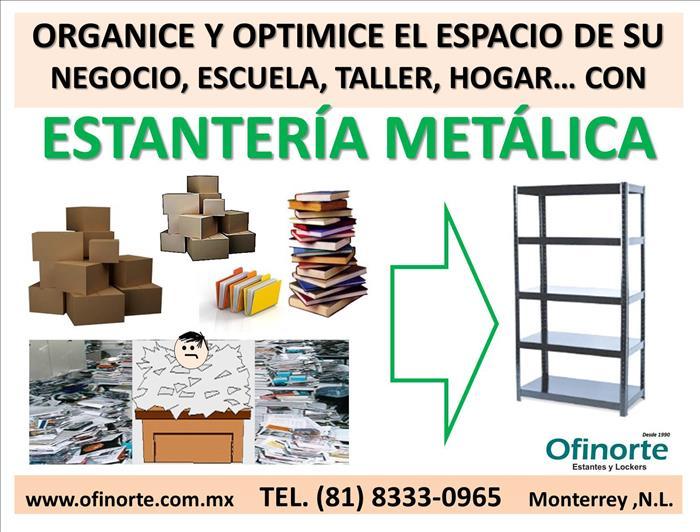 Estantes Metalicos Nuevos.Estantes Metalicos Nuevos En Venta En Nuevo Leon