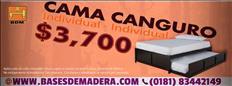 CAMAS CANGURO EN MONTERREY