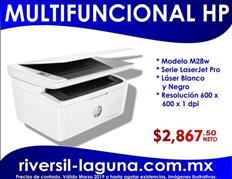 MULTIFUNCIONAL HP M28W