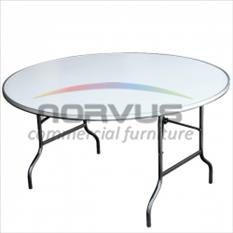 Gana dinero invirtiendo en mesas redondas resistentes