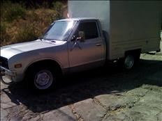 pick up datsun estaquitas original remato