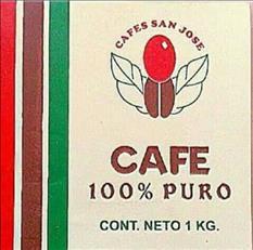 CAFES NATURALES Y LAVADOS / CAFES SAN JOSE