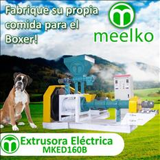 1000-1200kg/h 90kW - MKED160B Extrusora