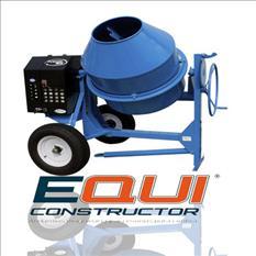 Revolvedora para concreto Mpower R1UPMP9 Acero