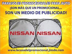 CORTINAS  PUBLICITARIAS PARA AUTO
