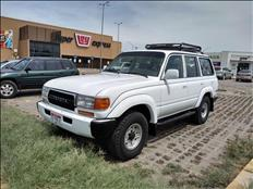 Toyota Land Cruiser 1991 4x4