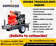 Bomba tragasolidos mod MQ600
