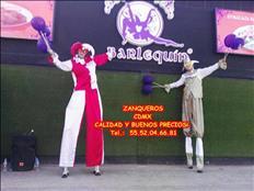 ZANQUEROS CDMX BUEN PRECIO
