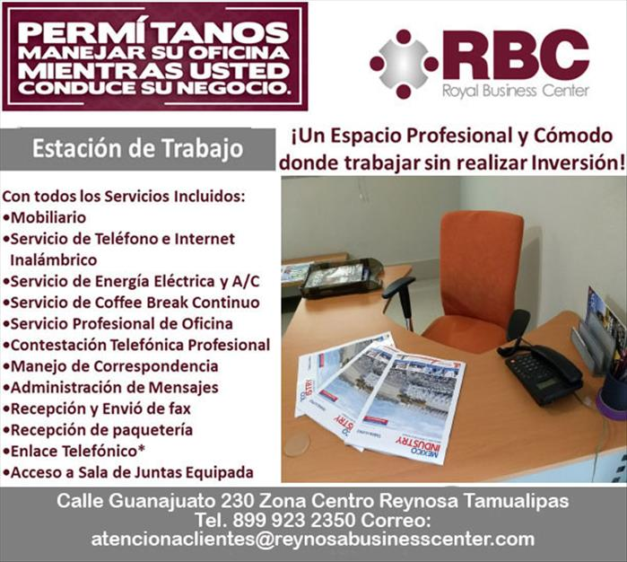 OFICINAS VIRTUALES-OFICINAS PRIVADAS C/TODOS LOS SERVICIOS