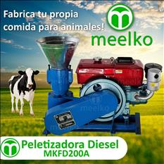 200AMKFD Peletizadora 200 mm 15 hp