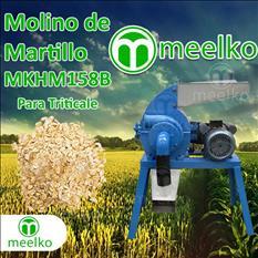 (Triticale) Molino de martillo MKHM158B