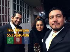 trios musicales ciudad de mexico