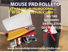 MOUSE PAD CALENDARIO PERSONALIZADOS