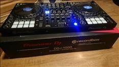 Nuevo controlador Pioneer DJ DDJ-1000 de 4 canales