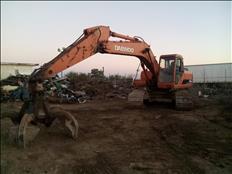 Excavadora Daewoo año 2004