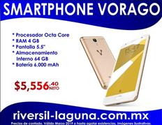 SMARTPHONE VORAGO CELL-500 PLUS