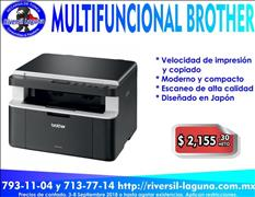 MULTIFUNCIONAL BROTHER DCP1602