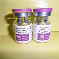 inyección de botox 1 x 100iu
