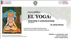 """Curso Público """"El Yoga: textos y contextos"""""""