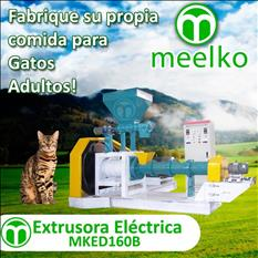 Extrusora para hacer alimentos de gatos MKED160B