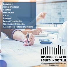 Venta de equipo industrial en Toluca