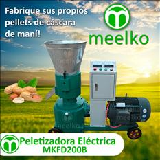 Meelko Peletizadora  balanceados - MKFD200A