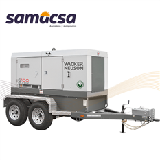 Generador Wacker G100