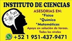 Asesorías en matematicas y física. Estadística