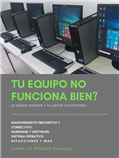 REPARACION DE COMPUTADORA PC O LAPTOP