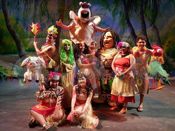 Shows Infantiles Y Obras De Teatro Profesional Pequeñitos