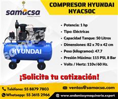 Compresor Hyundai 1 hp