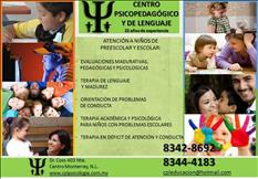 centro de terapia infantil