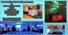DJ AUIDIO E ILUMINACON, BATUCADAS, ZANQUEROS LED