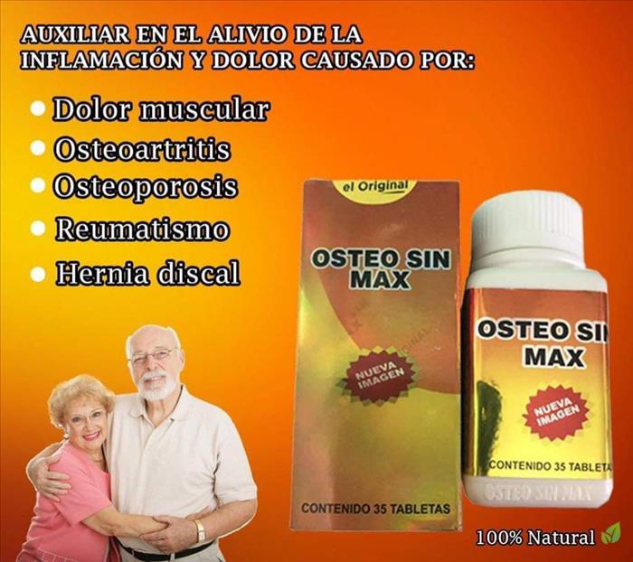 Suplementos Para Artritis, Artrosis. Envios A Todo México