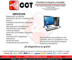 CCT Servicios de informática
