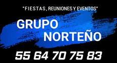 GRUPO NORTEÑO 55 64 70 75 83